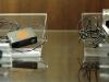 Магнитофон в спичечном коробке и часах